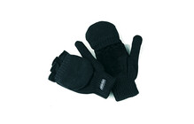 Vaude High-Trek-Fingerhandschuh mit Kappe black